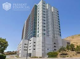 Luxury Condo in the heart of Biotech area. Nestled in the San Bruno mountains, This condo offers stylish living with great comfort and security.  Minutes away from Biotech Bay, Downtown SSF. short distance from San Francisco, ideal for work or play. Secure FO B to enter building and on level 15th floor. High ceilings in living room. Bright with natural lighting, Designer kitchen with granite countertops, stainless steel appliances. In unit washer/dryer. wall to wall carpet in bedrooms.fresh paint throughout. Extra area for office. two parking spaces. 24/7 security/video camera. two elevators, gym and club house. close to SFO , highway 101,380,280 & 92. possible lease with option to buy.