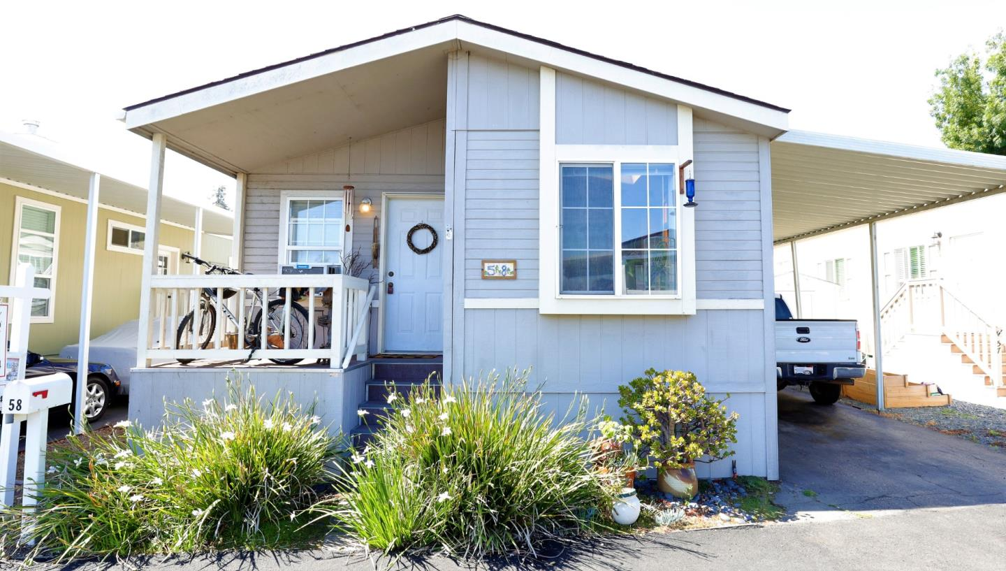 Detail Gallery Image 1 of 1 For 1075 Space Park Way #58,  Mountain View,  CA 94043 - 3 Beds   2 Baths