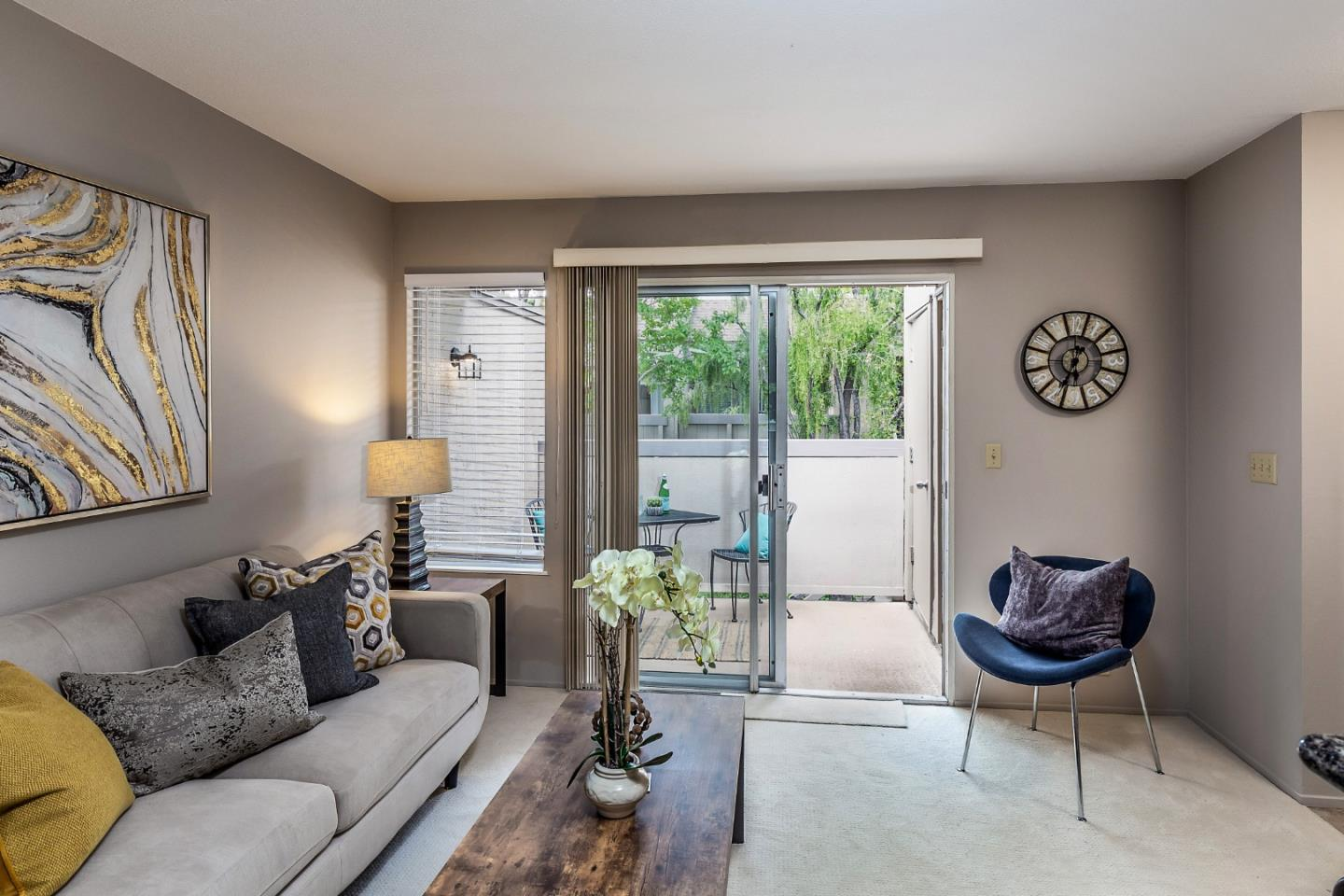 Detail Gallery Image 1 of 1 For 841 W California Ave #E,  Sunnyvale,  CA 94086 - 1 Beds | 1 Baths