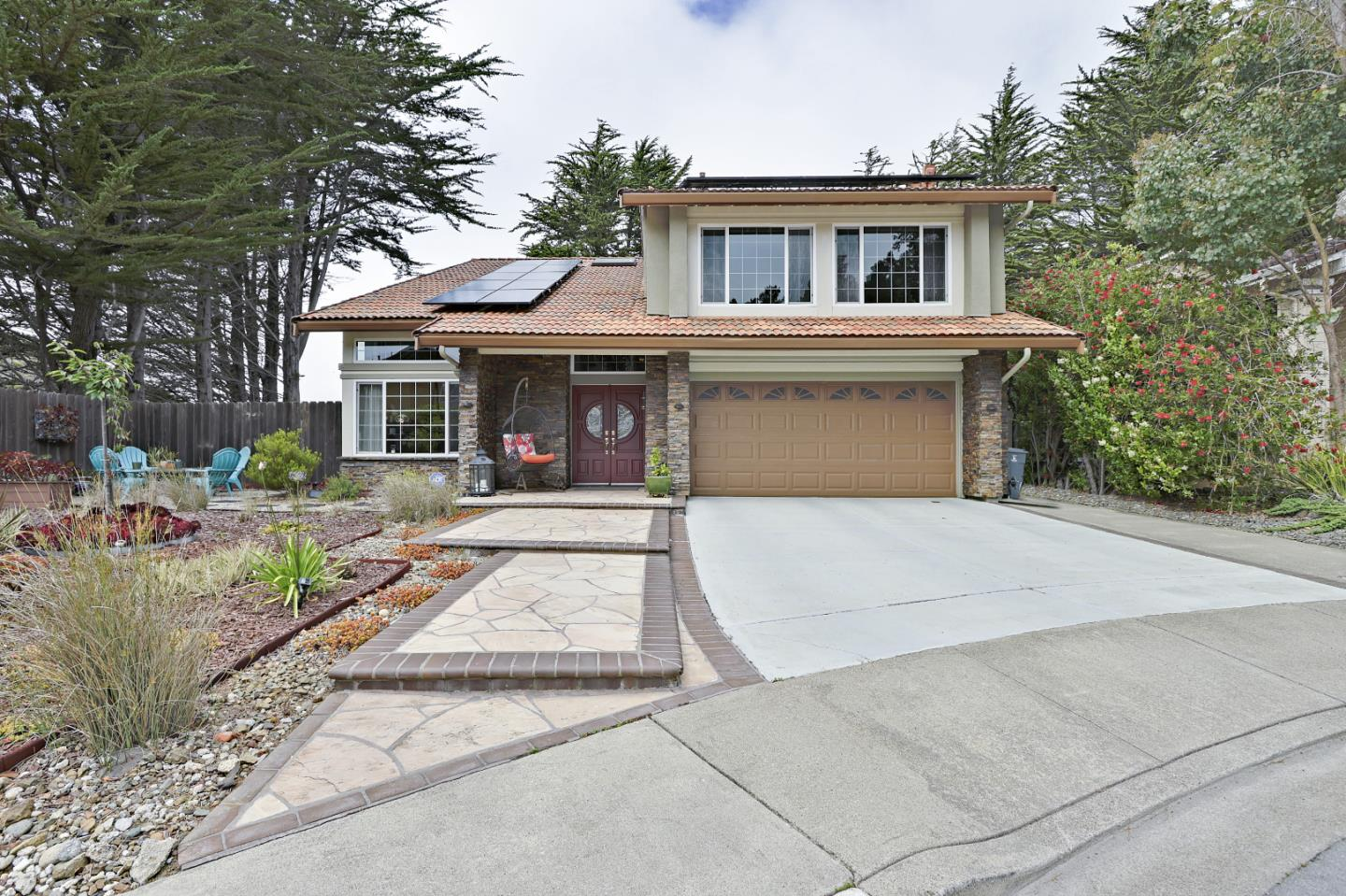 Detail Gallery Image 1 of 1 For 2095 Spyglass Dr, San Bruno,  CA 94066 - 4 Beds   2/1 Baths