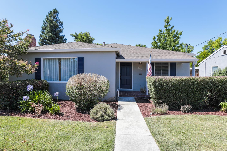 1215 Curtner AVE San Jose CA 95125