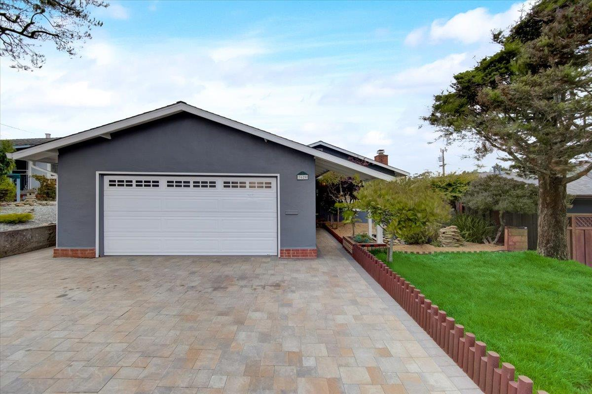 Detail Gallery Image 1 of 1 For 3620 Sunset Dr, San Bruno,  CA 94066 - 3 Beds | 2 Baths