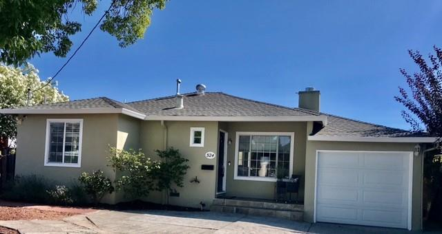 524 Scott AVE Redwood City CA 94063
