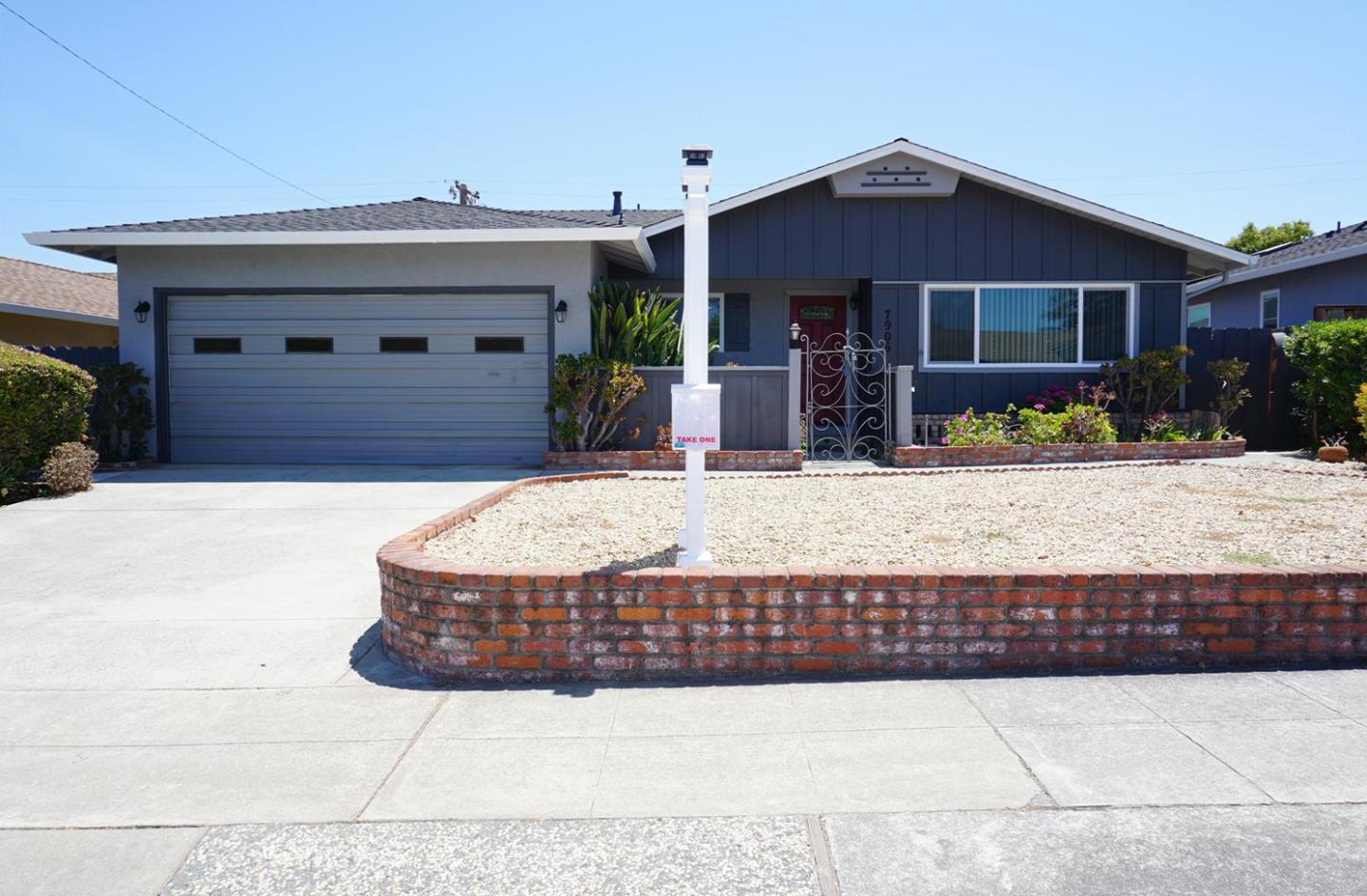 Detail Gallery Image 1 of 1 For 7906 October Way, Cupertino,  CA 95014 - 3 Beds | 2 Baths