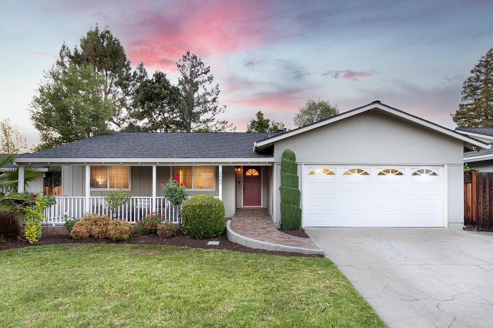 Detail Gallery Image 1 of 1 For 5662 Prospect Rd, San Jose,  CA 95129 - 3 Beds   2 Baths