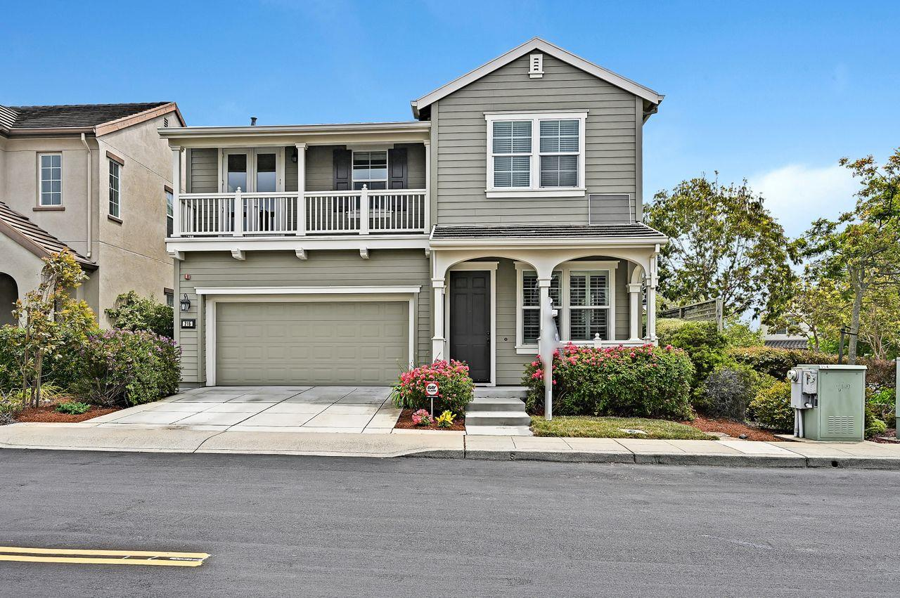 Detail Gallery Image 1 of 1 For 215 Marbella Ln, San Bruno,  CA 94066 - 4 Beds   2/1 Baths