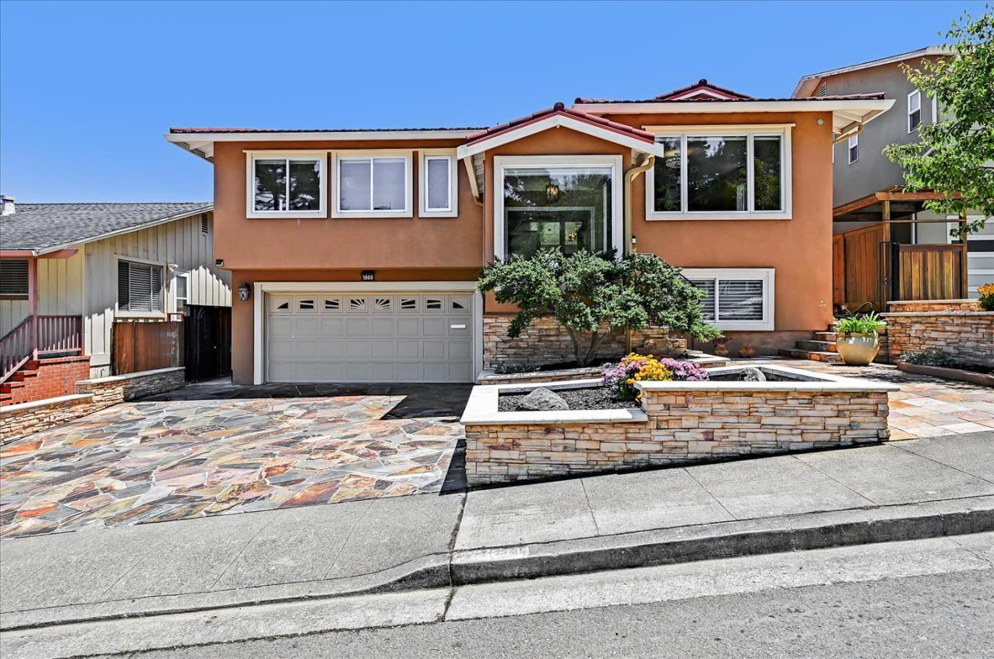 Detail Gallery Image 1 of 1 For 1860 Monterey Dr, San Bruno,  CA 94066 - 6 Beds | 4 Baths