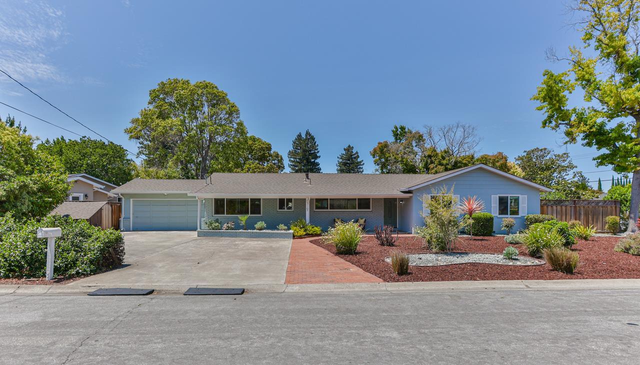 1510 Tiptoe LN Los Altos CA 94024