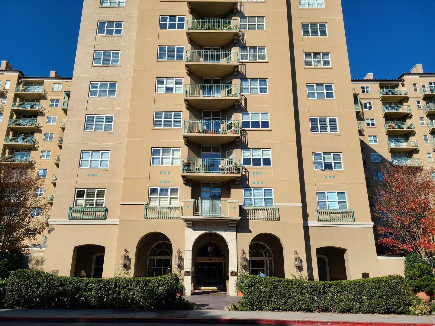 Detail Gallery Image 1 of 9 For 1 Baldwin Ave #1007,  San Mateo,  CA 94401 - 1 Beds | 1 Baths