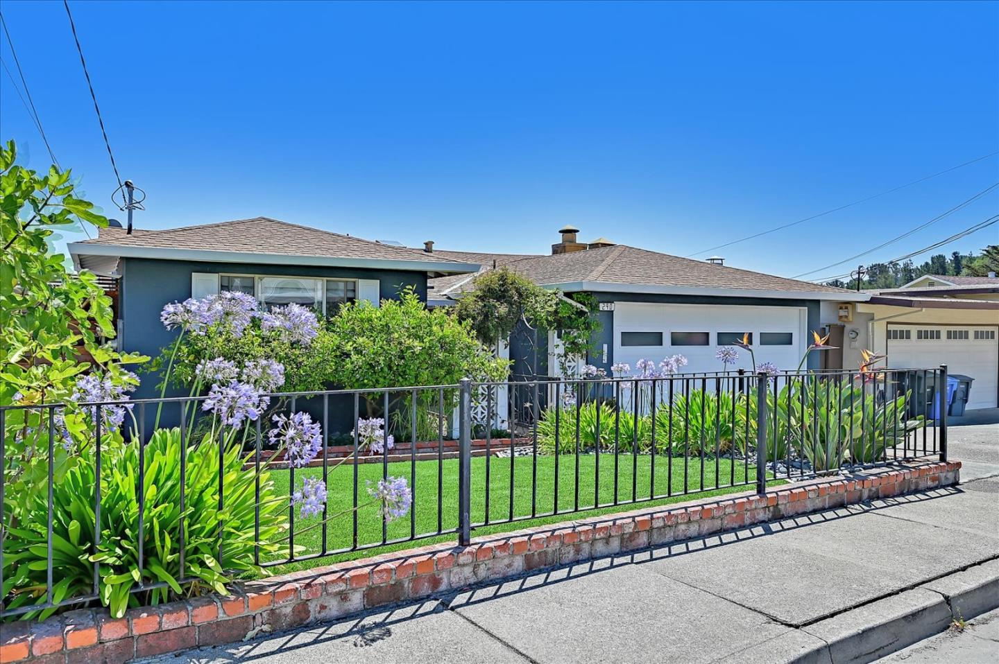 Detail Gallery Image 1 of 1 For 290 Alcott Rd, San Bruno,  CA 94066 - 4 Beds | 3/1 Baths