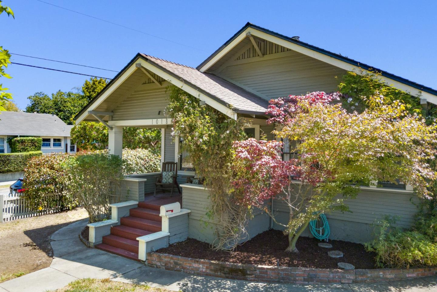 Detail Gallery Image 1 of 1 For 1018 Seabright Ave, Santa Cruz,  CA 95062 - 2 Beds   1 Baths