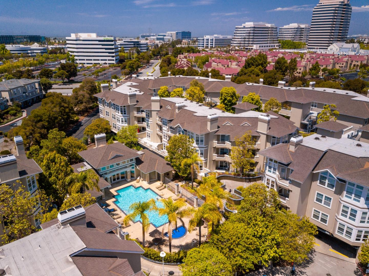 Welcome to Meridian Bay Lane one of the more sought after communities in the Peninsula. Open Kitchen with granite counter tops, newly refaced kitchen cabinets and stainless steel appliances. Large dining area with sliding doors leading out to balcony. Vaulted ceilings, wood fireplace, in unit washer/dryer, central AC/Heat. Bathrooms have been tastefully updated. Community Swimming pool, spa, gym, sauna and club house. Steps from shopping and restaurants. Highly rated Foster City School District.