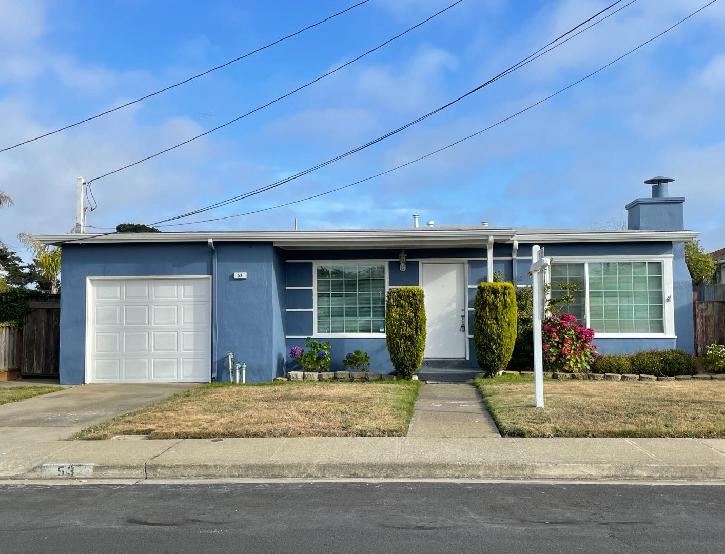 Nice and bright Winston Manor rancher in the heart of the Peninsula. Featuring 3 bedrooms, 1 bath, gleaming wood laminate floor, remodeled kitchen with granite counter top, upgraded bath, double paned windows, extra large lot with lots of potential. Centrally located near shops, restaurants, schools, Bart station and easy access to freeway 280.