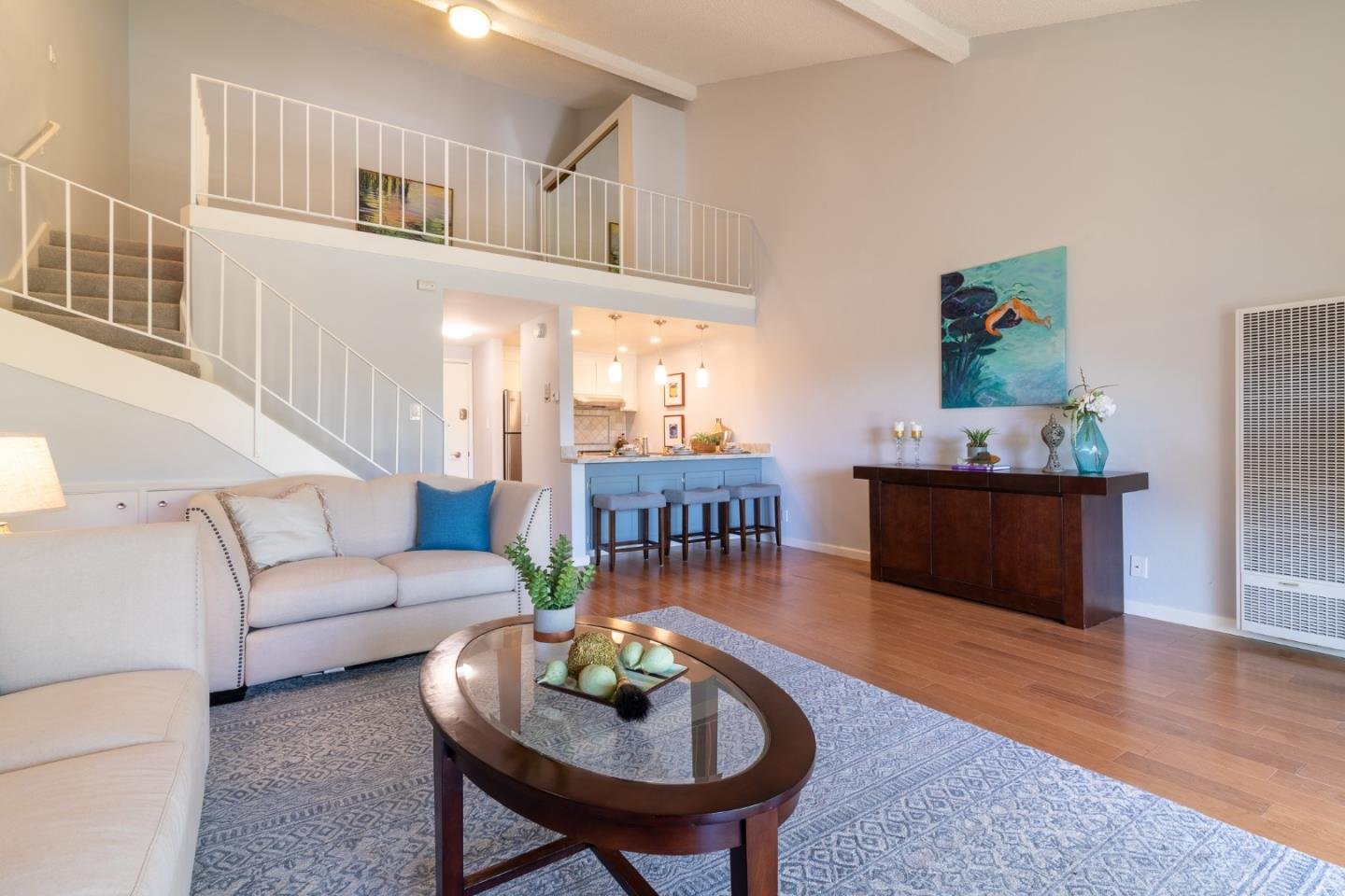 Detail Gallery Image 1 of 39 For 707 Fathom Dr #203,  San Mateo,  CA 94404 - 1 Beds | 1 Baths