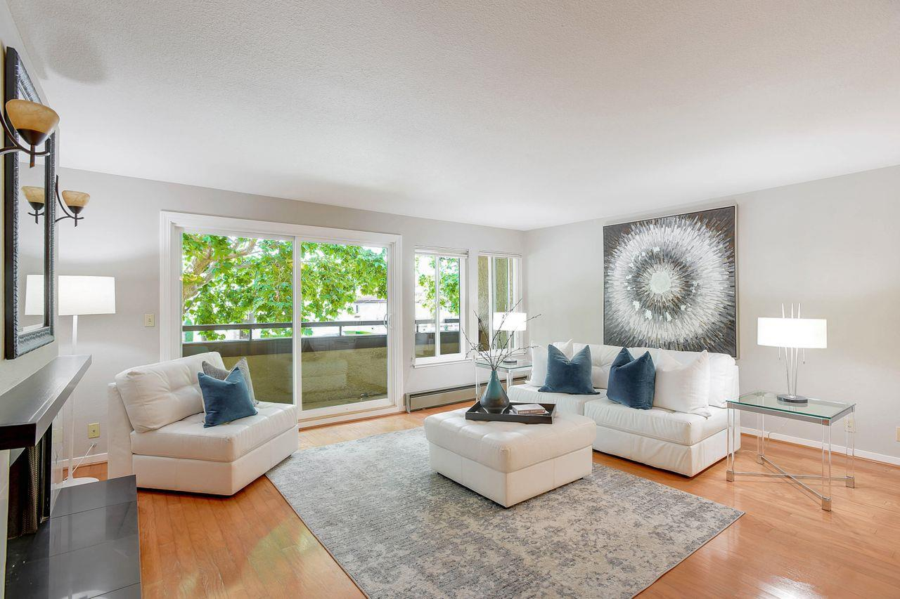 Detail Gallery Image 1 of 1 For 114 24th Ave #1,  San Mateo,  CA 94403 - 2 Beds   1/1 Baths