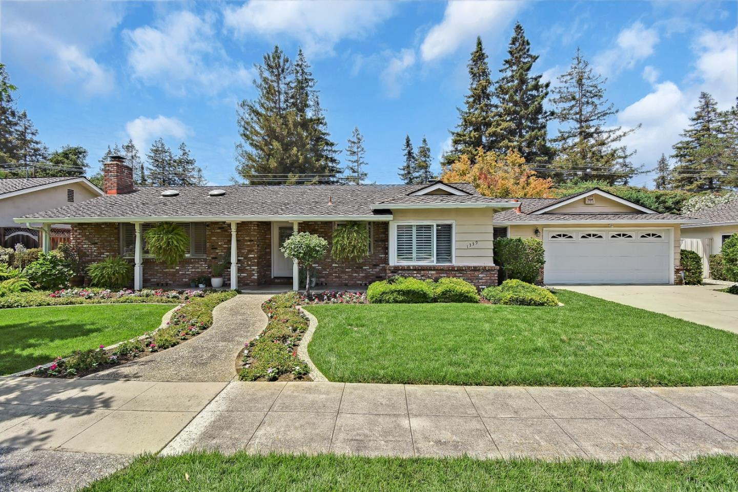 Detail Gallery Image 1 of 1 For 1339 Cordelia Ave, San Jose,  CA 95129 - 4 Beds   2/1 Baths