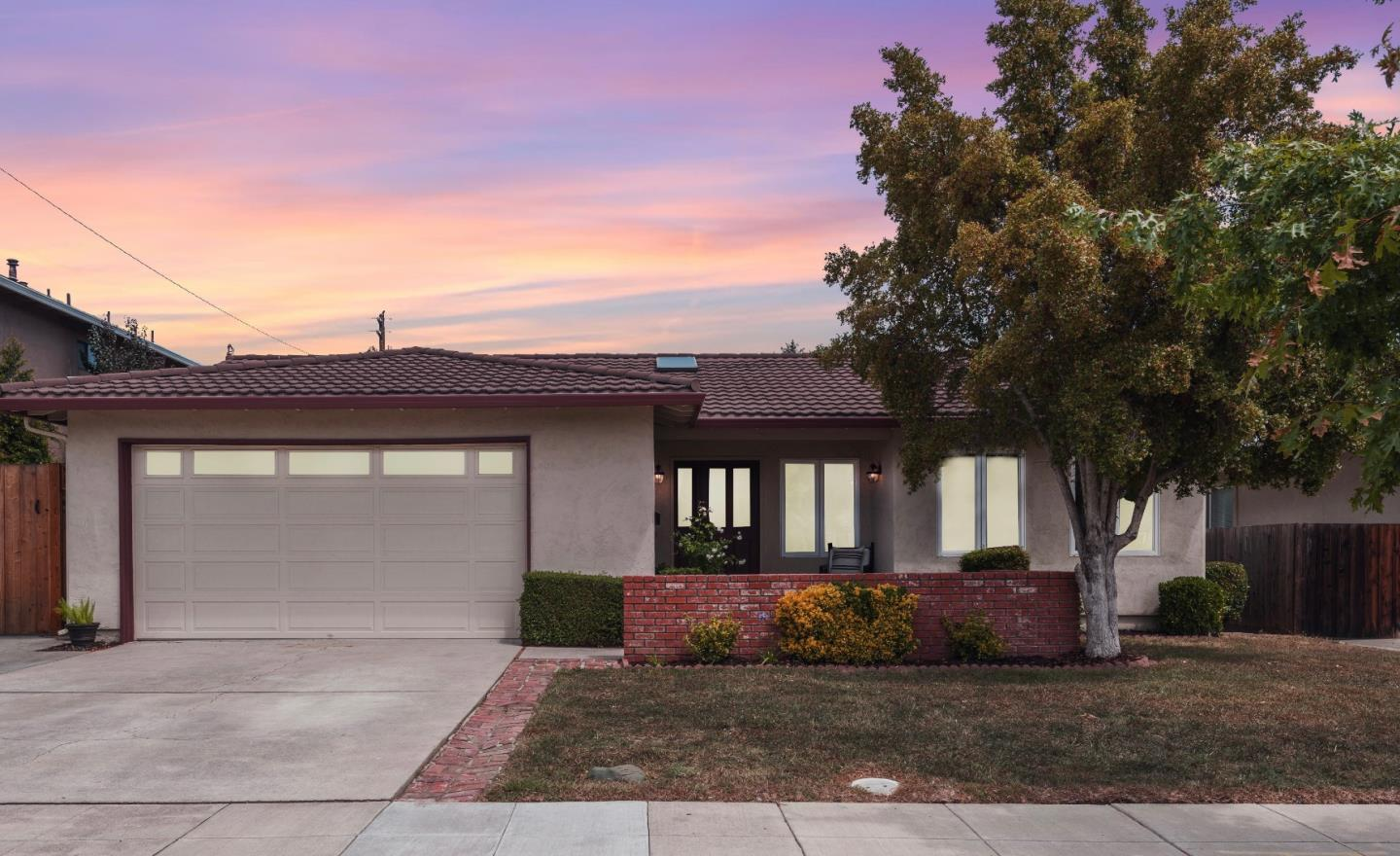 Detail Gallery Image 1 of 1 For 6369 Wisteria Way, San Jose,  CA 95129 - 4 Beds   2/1 Baths