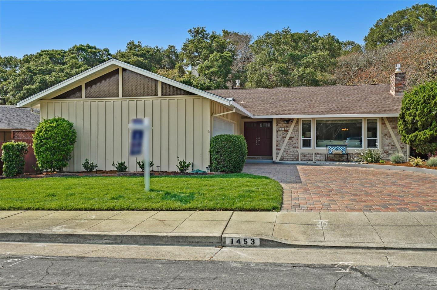 Detail Gallery Image 1 of 1 For 1453 Woodberry Ave, San Mateo,  CA 94403 - 3 Beds   2 Baths