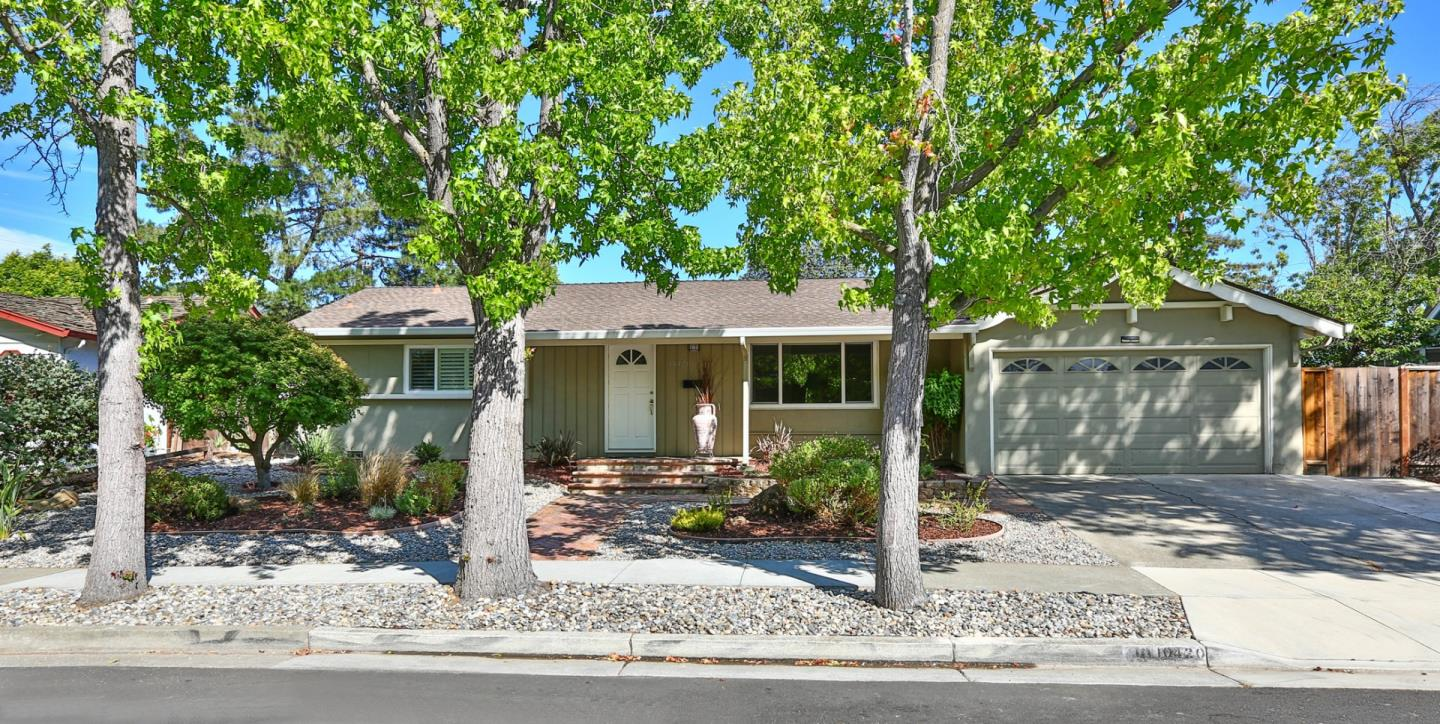 Detail Gallery Image 1 of 1 For 10420 Pineville Ave, Cupertino,  CA 95014 - 4 Beds | 2/1 Baths