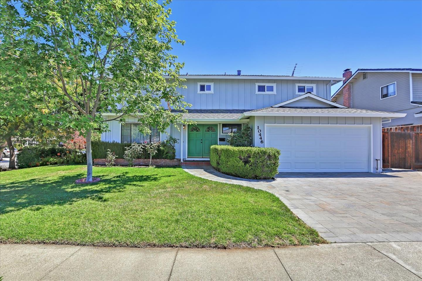 Detail Gallery Image 1 of 1 For 10446 Vista Dr, Cupertino,  CA 95014 - 5 Beds   2/1 Baths