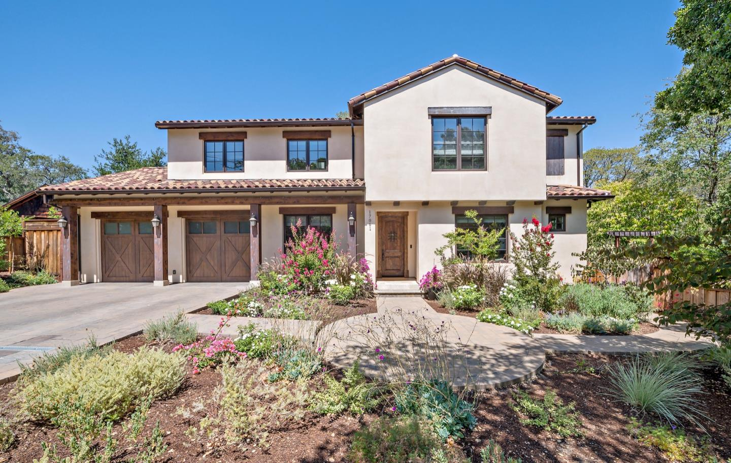 Detail Gallery Image 1 of 1 For 17061 Wild Way, Los Gatos,  CA 95030 - 4 Beds | 4/1 Baths