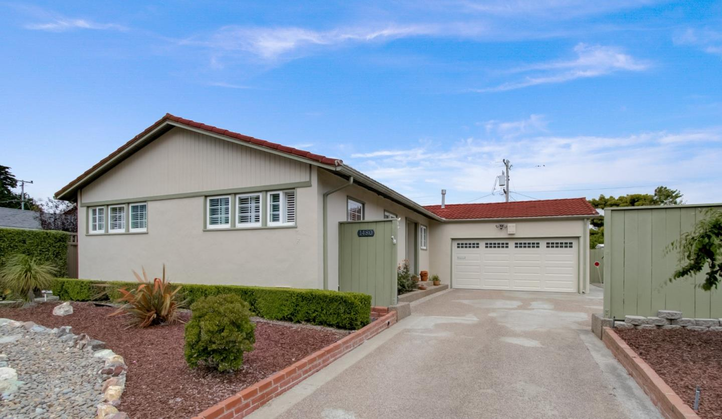 Detail Gallery Image 1 of 1 For 1480 Sequoia Ave, San Bruno,  CA 94066 - 3 Beds | 2 Baths