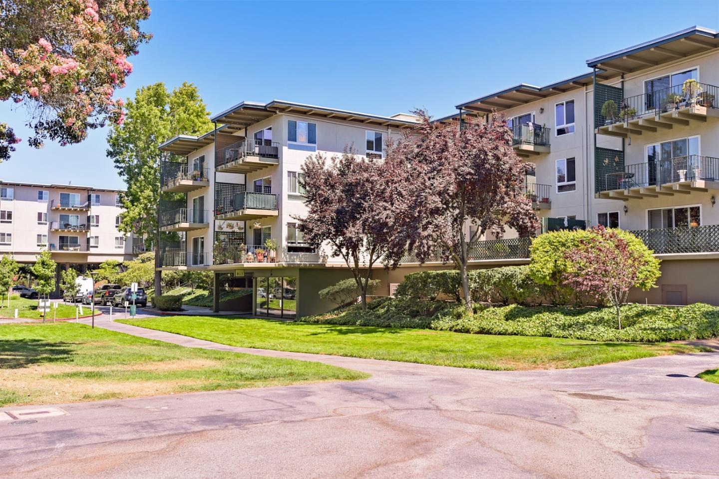 Detail Gallery Image 1 of 1 For 817 N Humboldt St #406,  San Mateo,  CA 94401 - 2 Beds | 1 Baths
