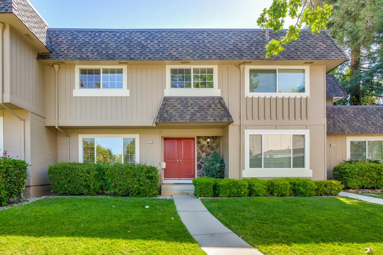 Detail Gallery Image 1 of 1 For 10083 Amador Oak Ct, Cupertino,  CA 95014 - 4 Beds   2/1 Baths