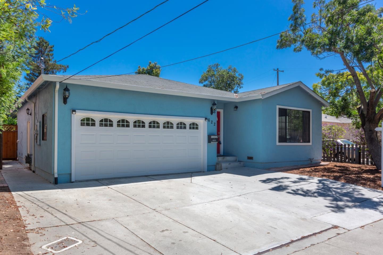 622 Flynn AVE Redwood City CA 94063