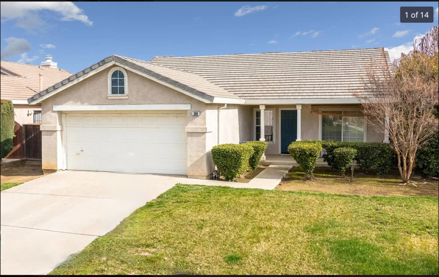 Detail Gallery Image 1 of 12 For 300 Firefly Way, Tracy,  CA 95376 - 3 Beds   2 Baths