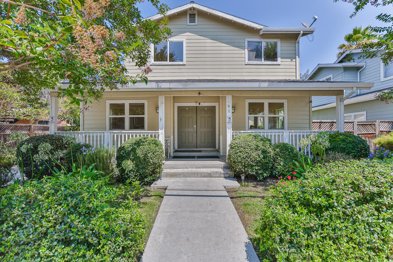 Detail Gallery Image 1 of 33 For 90 Evandale Ave, Mountain View,  CA 94043 - 3 Beds | 2/1 Baths