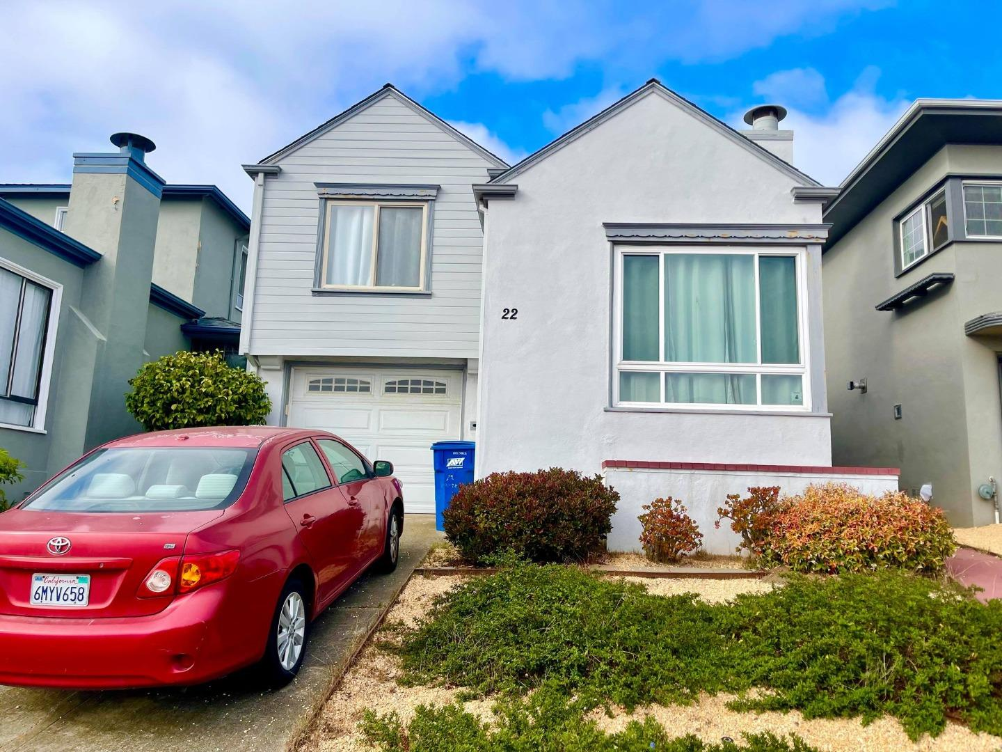 Detail Gallery Image 1 of 1 For 22 Westdale Ave, Daly City,  CA 94015 - 2 Beds   1 Baths