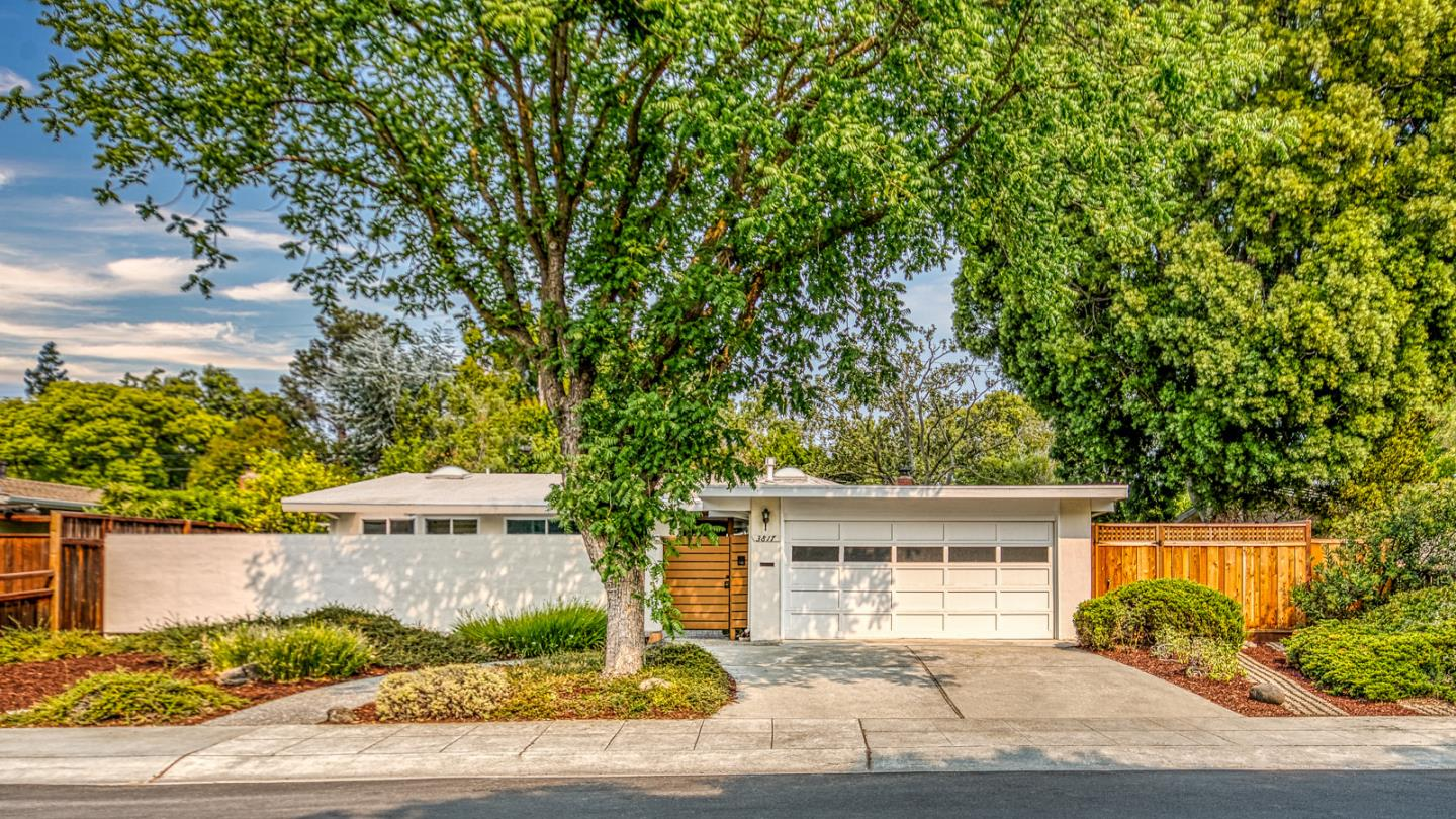 Detail Gallery Image 1 of 1 For 3817 Corina Way, Palo Alto,  CA 94303 - 3 Beds | 2 Baths