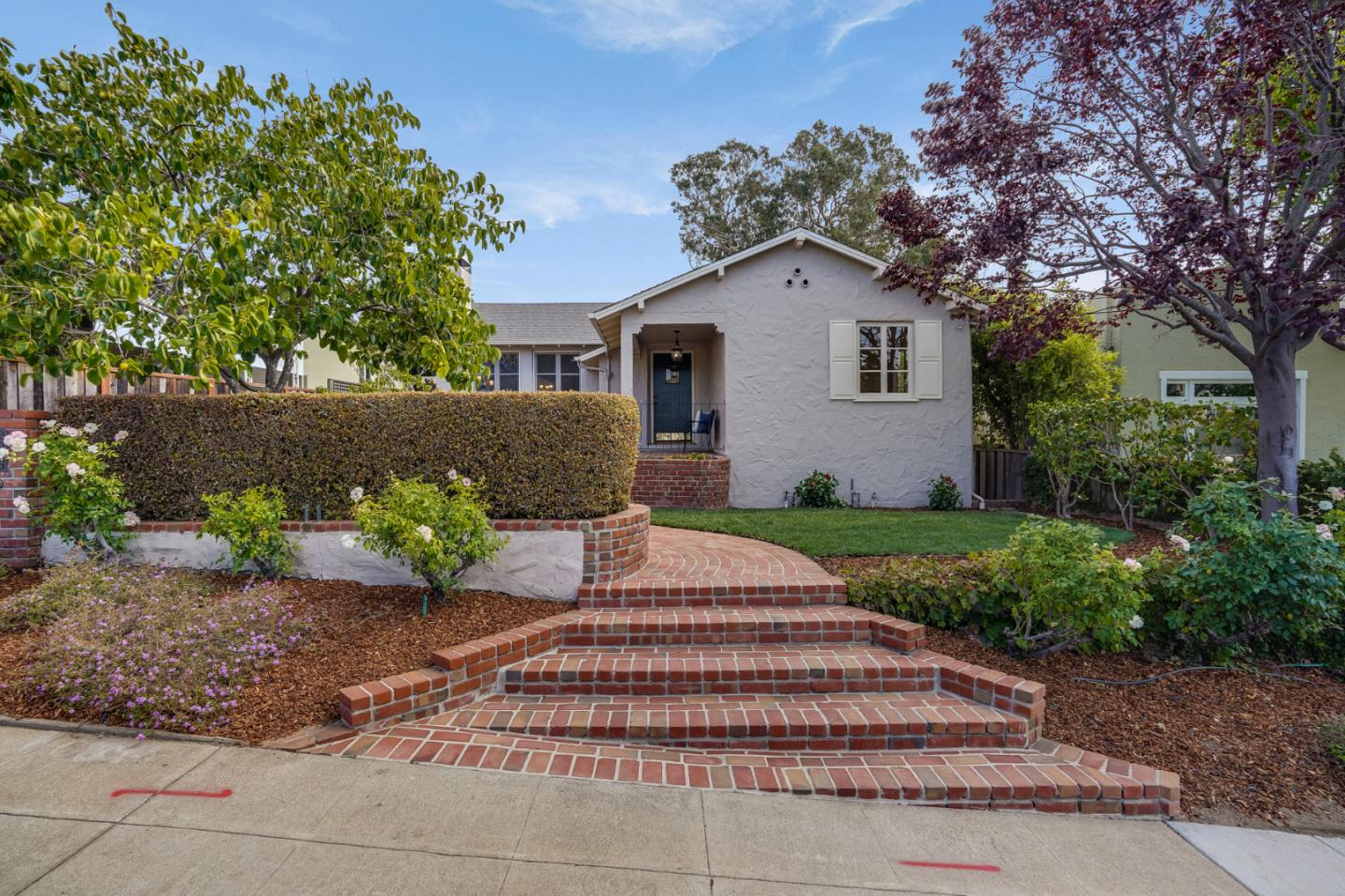 Detail Gallery Image 1 of 1 For 1443 Tilia St, San Mateo,  CA 94402 - 2 Beds | 1 Baths