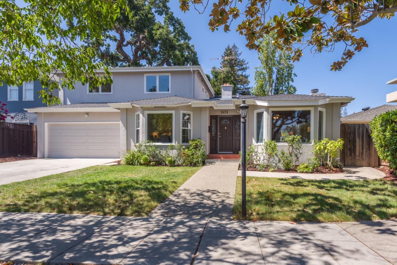 1424 HOPKINS AVE Redwood City CA 94062