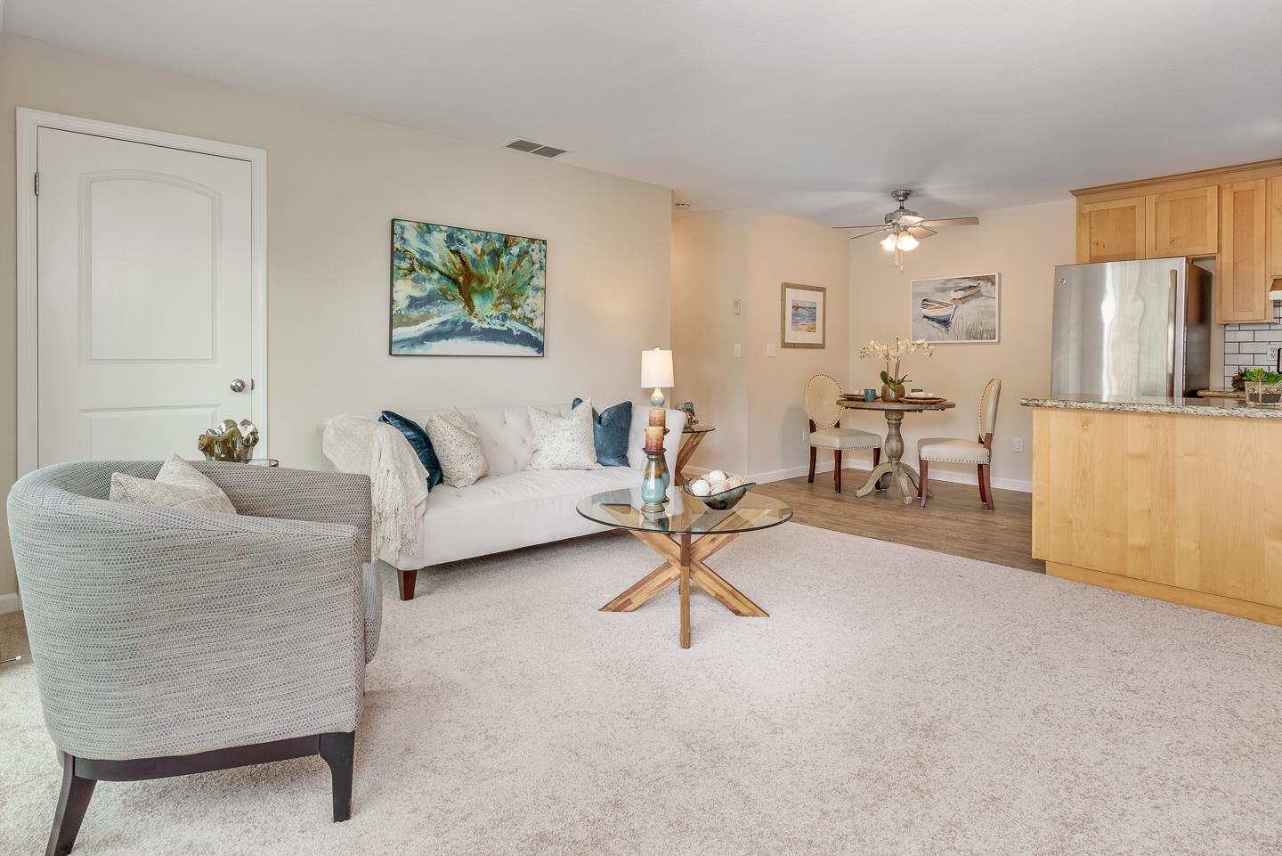Detail Gallery Image 1 of 28 For 755 14th Ave #601,  Santa Cruz,  CA 95062 - 1 Beds   1 Baths