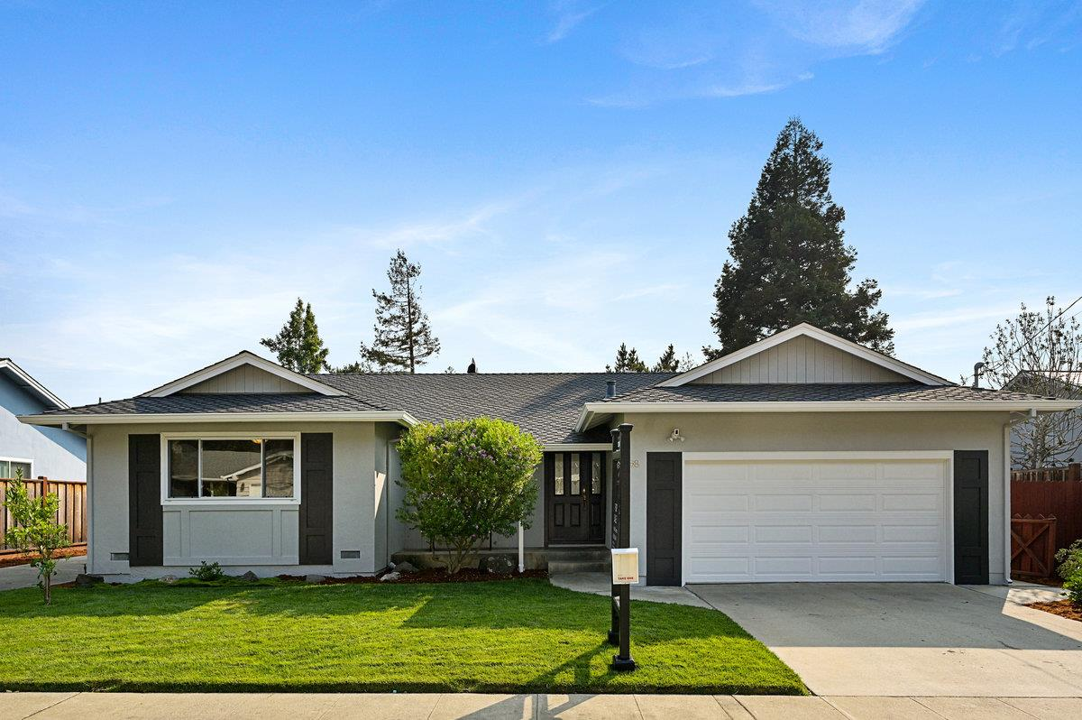 Detail Gallery Image 1 of 1 For 68 Valley View Ct, San Mateo,  CA 94402 - 3 Beds   2 Baths