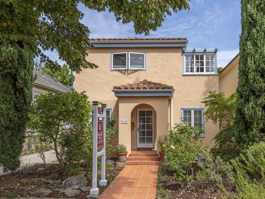 Detail Gallery Image 1 of 1 For 1145 Webster St, Palo Alto,  CA 94301 - 3 Beds   2 Baths