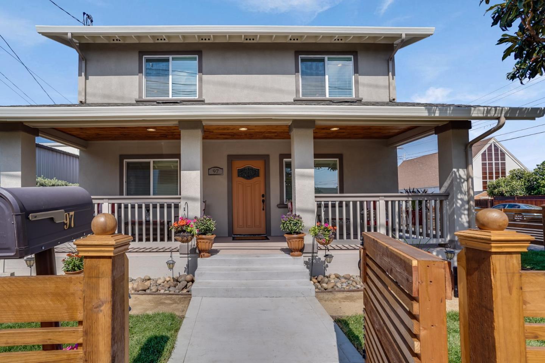 97 Willow ST Redwood City CA 94063