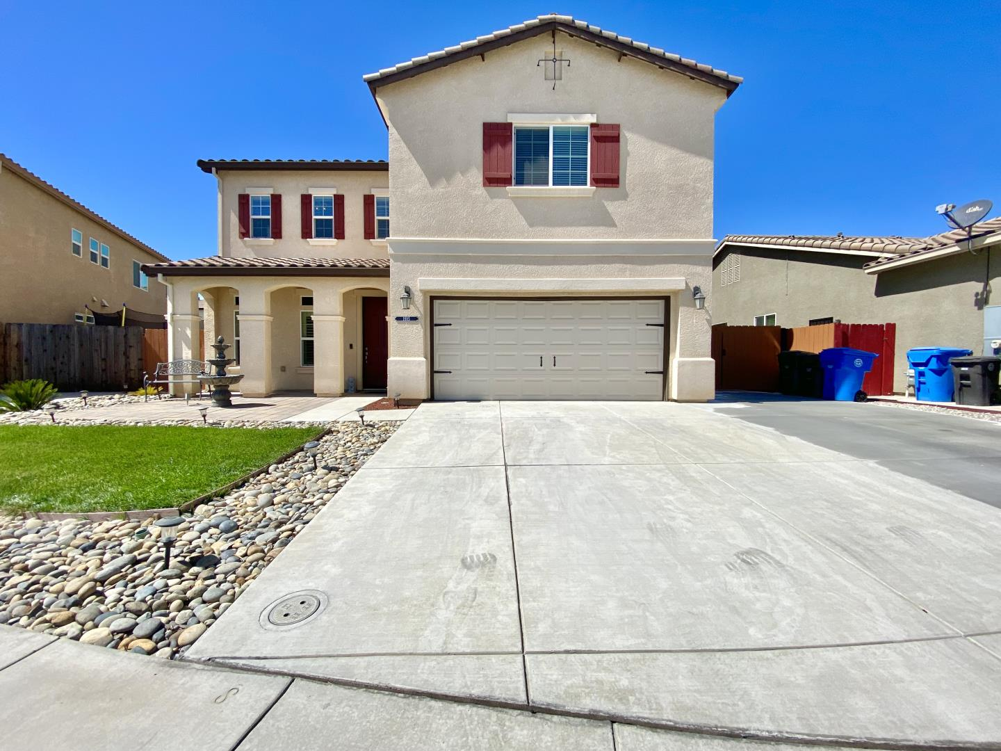 Detail Gallery Image 1 of 23 For 1885 Keppel Way, Manteca,  CA 95337 - 4 Beds   3 Baths