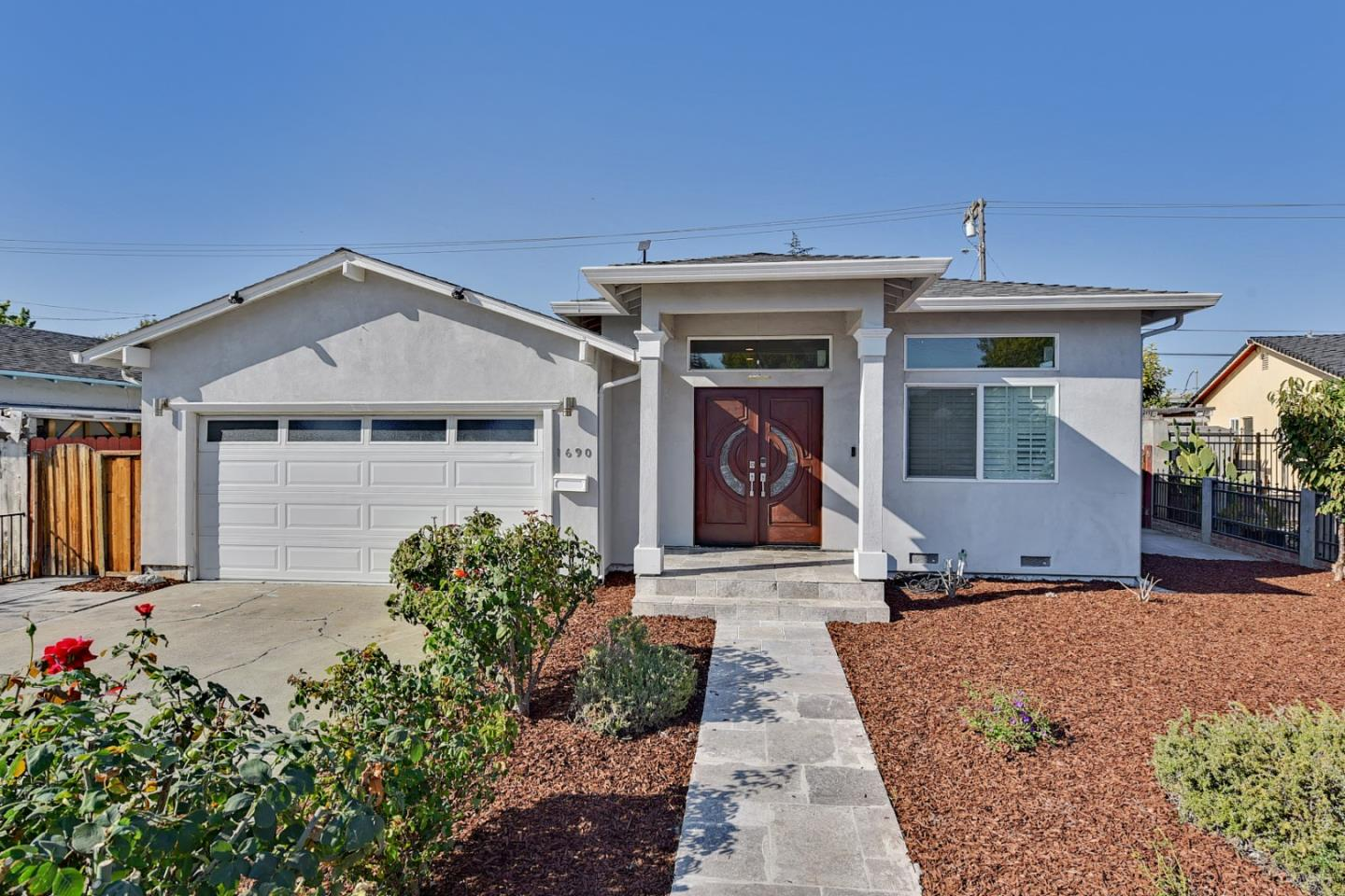 1690 Spring ST Mountain View CA 94043