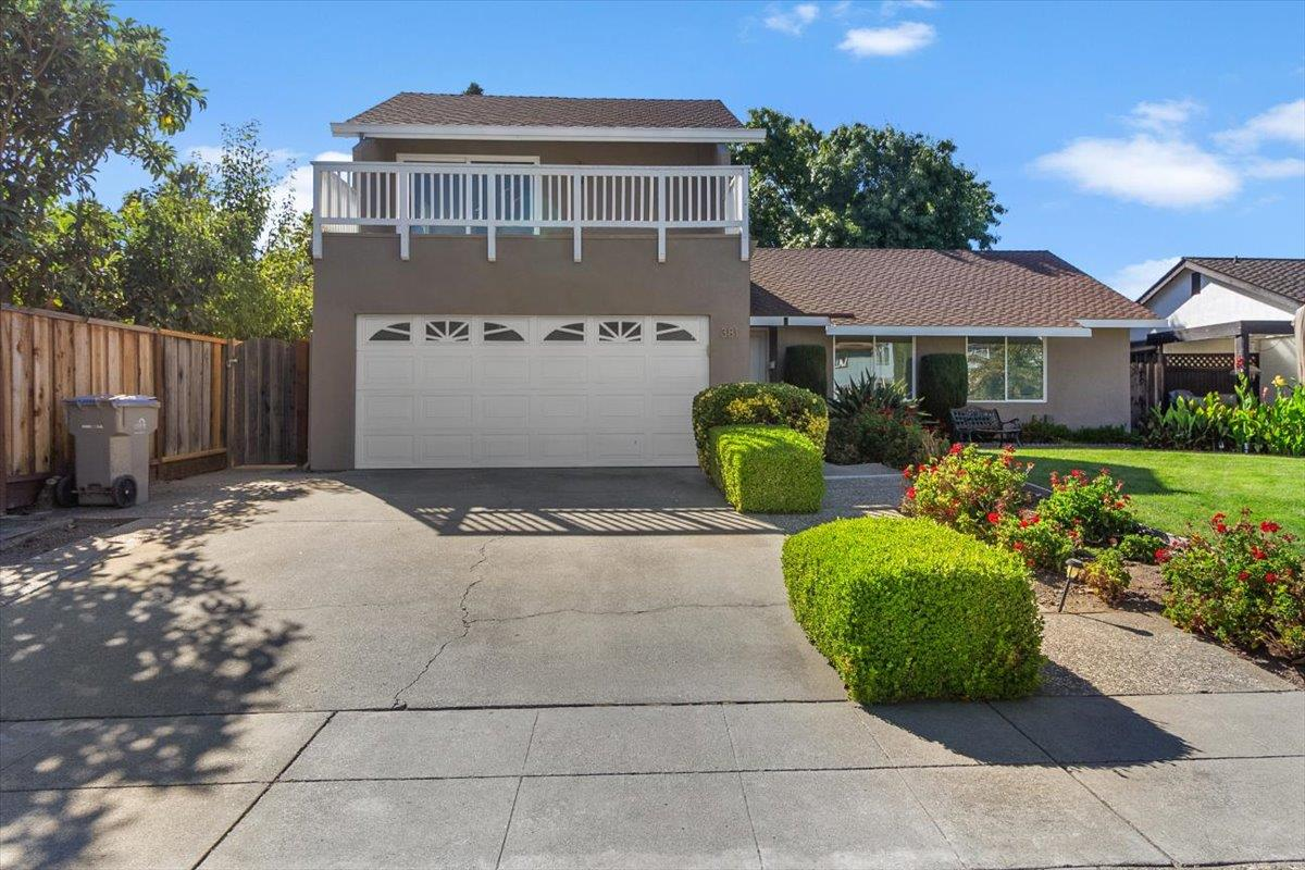 Detail Gallery Image 1 of 1 For 381 Jai Dr, San Jose,  CA 95119 - 3 Beds   2 Baths