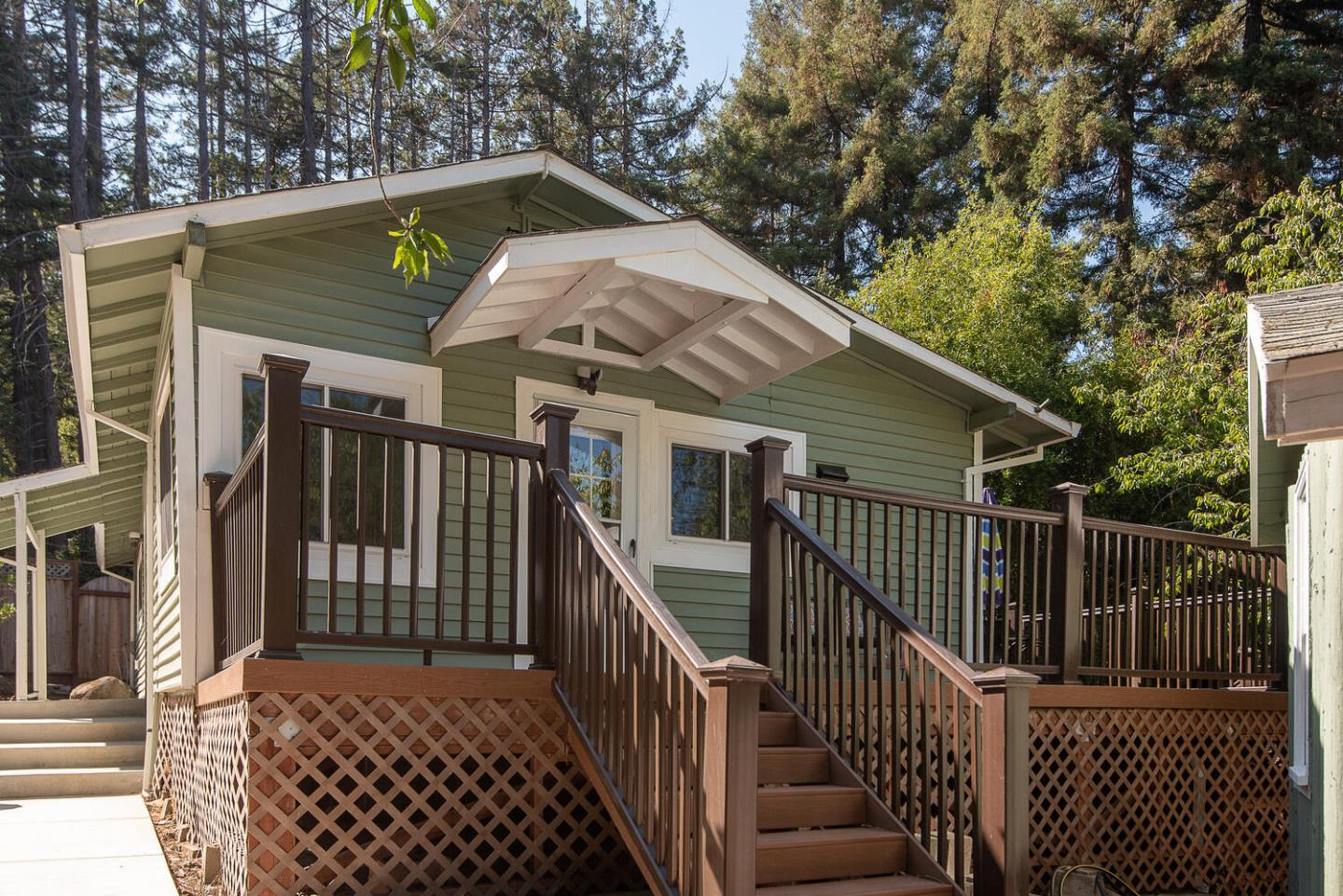 Detail Gallery Image 1 of 28 For 7160 Redwood Retreat Rd, Gilroy,  CA 95020 - 2 Beds | 1/1 Baths