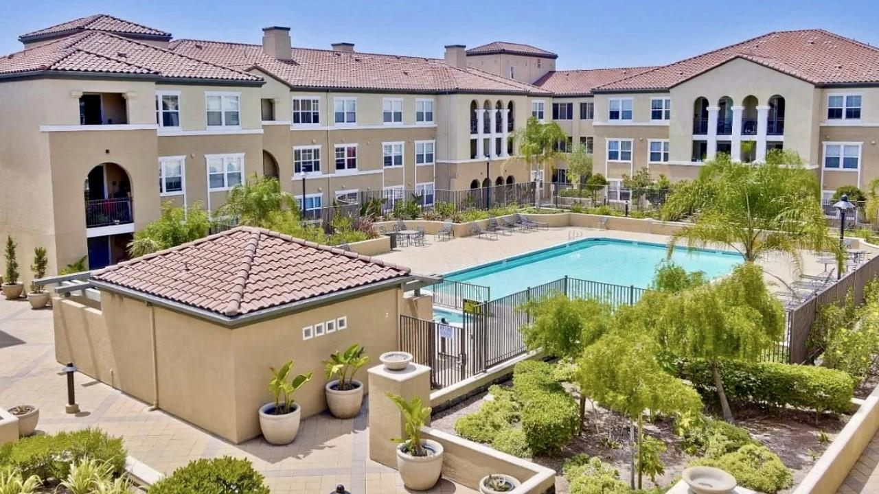 Detail Gallery Image 1 of 1 For 1883 Agnew Rd #428,  Santa Clara,  CA 95054 - 3 Beds   2 Baths