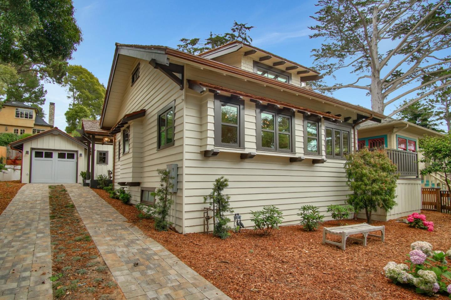Detail Gallery Image 1 of 57 For 0 Monte Verde 3ne Of 9th St, Carmel,  CA 93923 - 3 Beds | 3/1 Baths