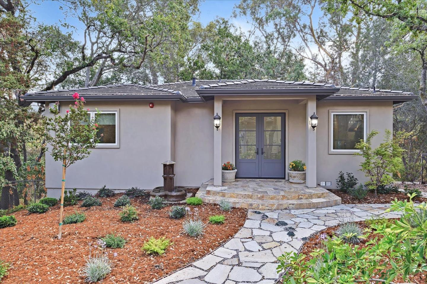 Detail Gallery Image 1 of 1 For 15286 Peach Hill, Saratoga,  CA 95070 - 2 Beds | 2 Baths