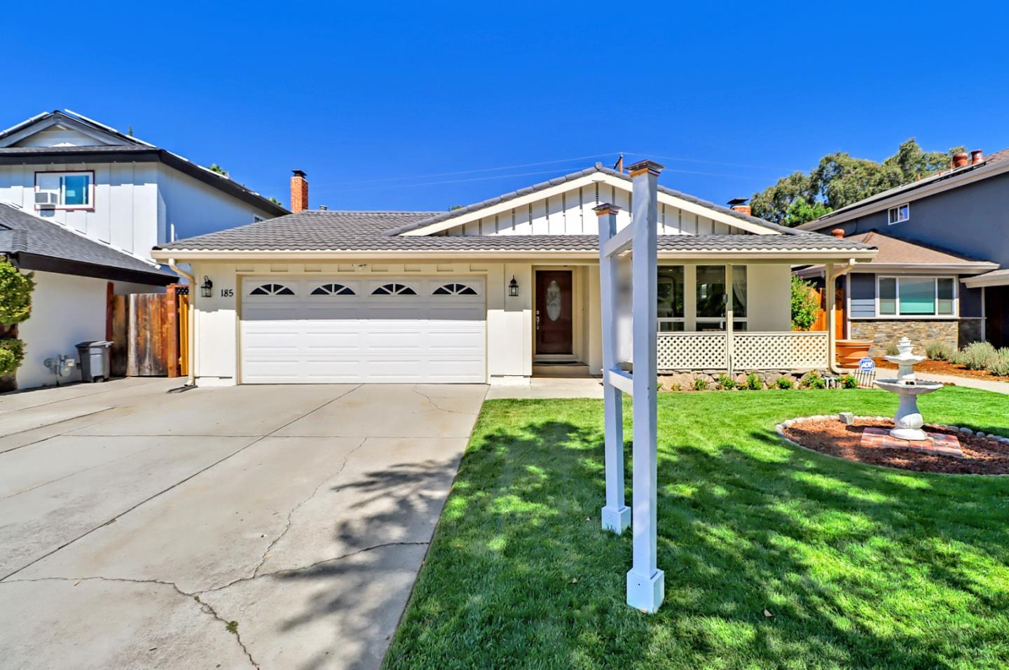Detail Gallery Image 1 of 29 For 185 Noyo Dr, San Jose,  CA 95123 - 4 Beds | 2 Baths