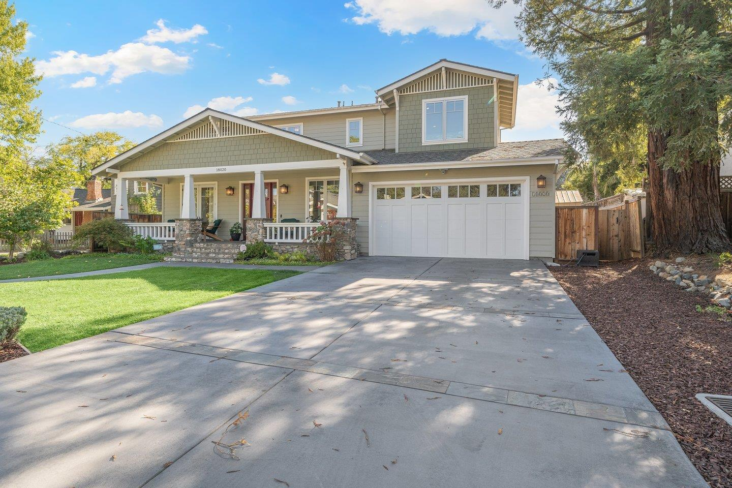 Detail Gallery Image 1 of 58 For 18020 Rose Ct, Monte Sereno,  CA 95030 - 5 Beds   3 Baths