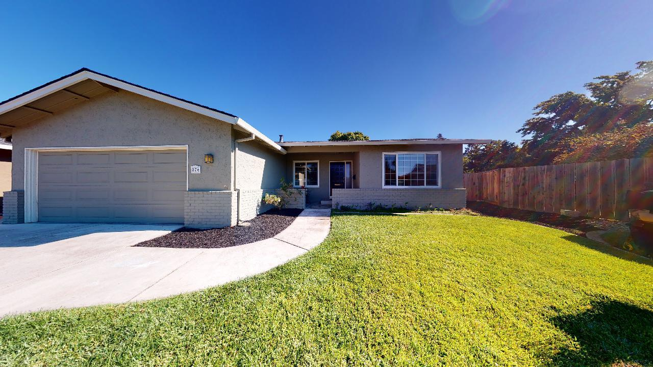 876 Buchser WAY San Jose CA 95125