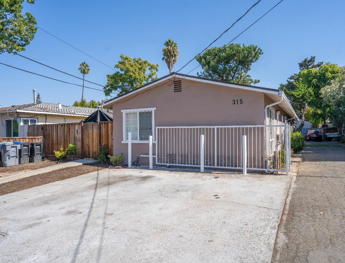 315 Higdon AVE Mountain View CA 94041